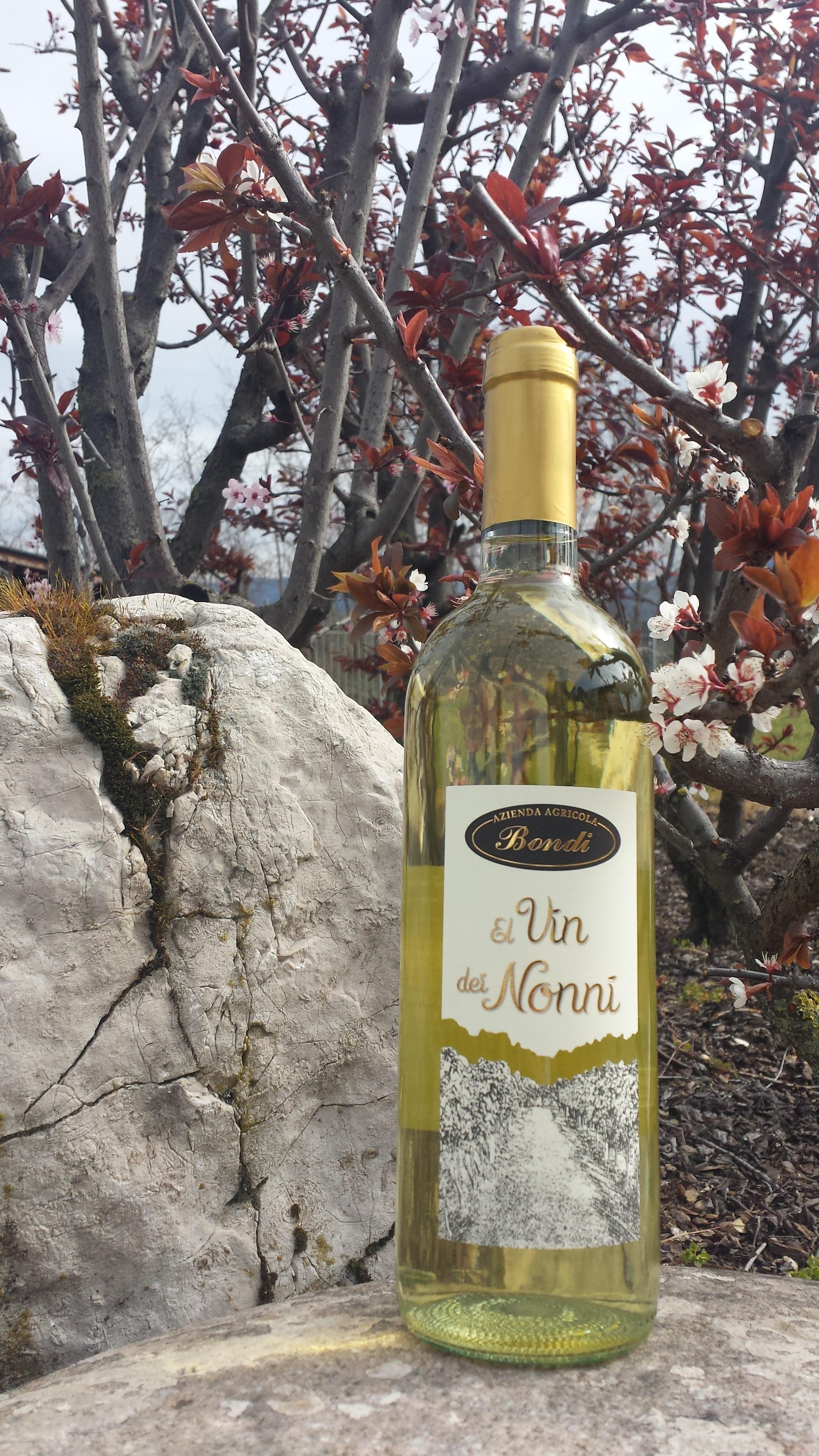 "Vino bianco ""El Vin dei Nonni"""