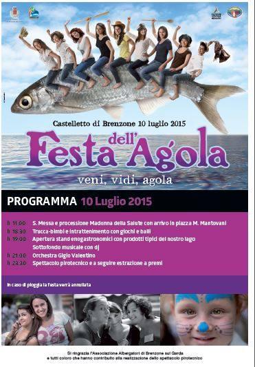 Festa dell'Agola 2015