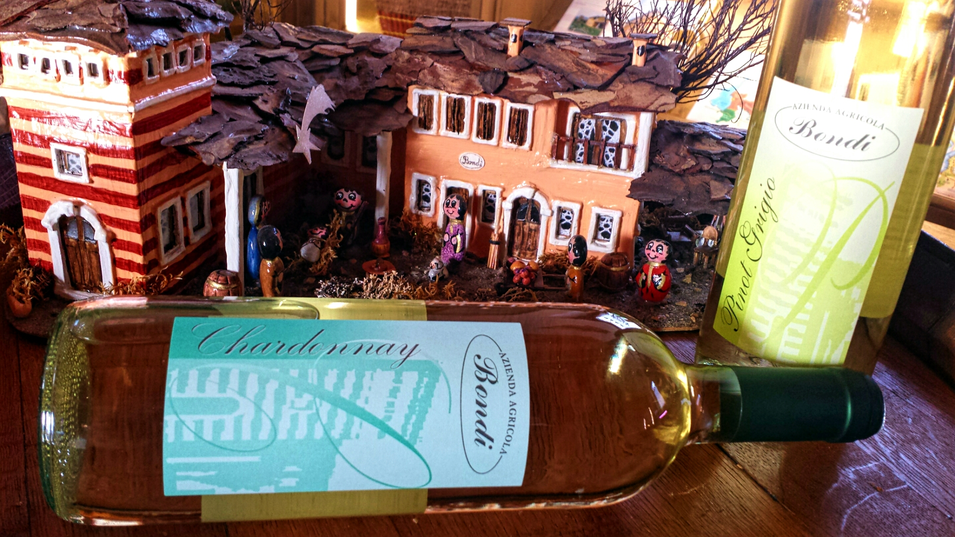 Pinot Grigio & Chardonnay 2015!